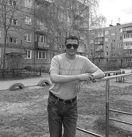 Юрий Меркеев