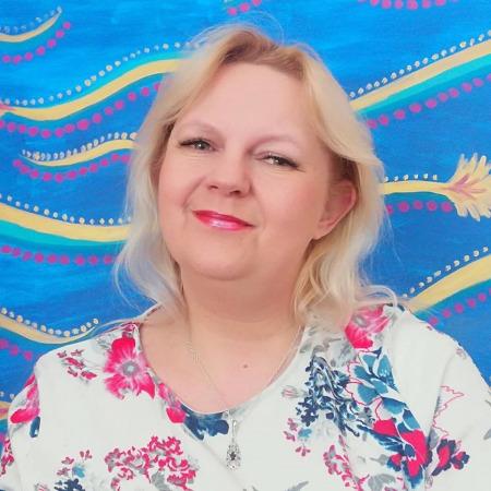 Bogusława M. Andrzejewska