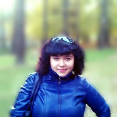 Женя Балашова