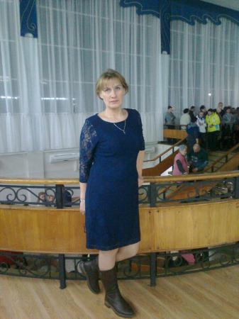 Лариса Носенко