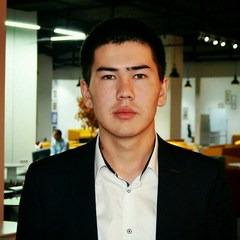 Ербол Салимов