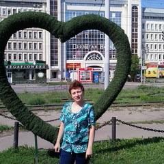 Светлана Воронова