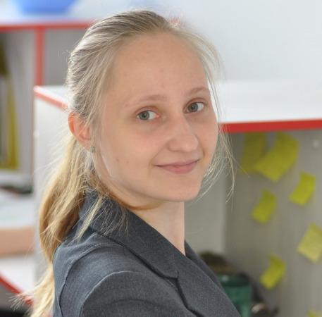 Анастасия Мурашка