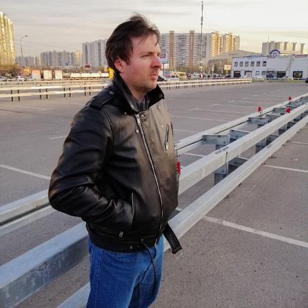 Дмитрий Бушный