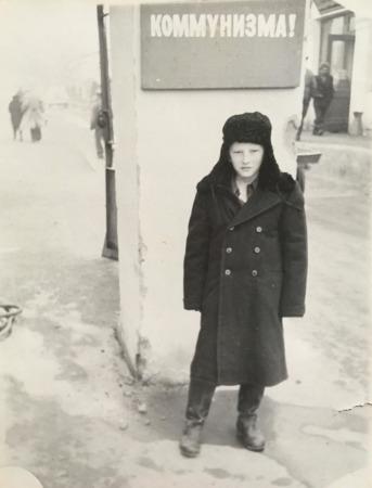 Борис Калашников