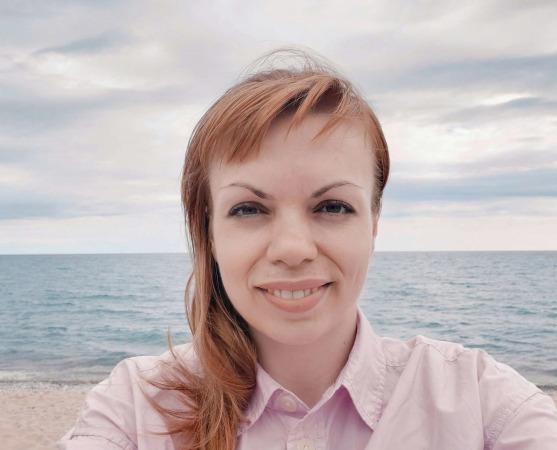 Olesia Pavlenko