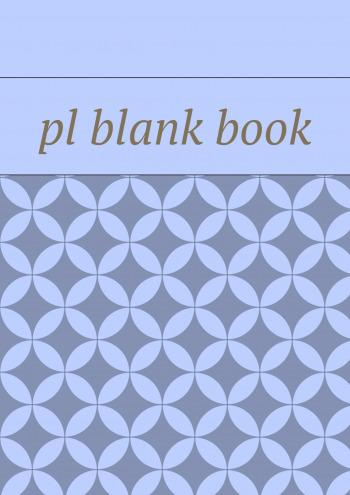 pl blankbook