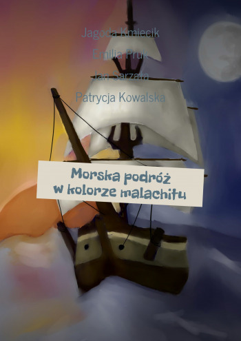 Morska podróż wkolorze malachitu