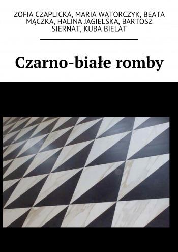 Czarno-białe romby