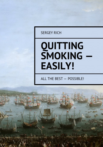 Quitting smoking — easily!