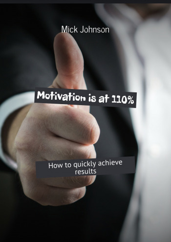 Motivation is at110%