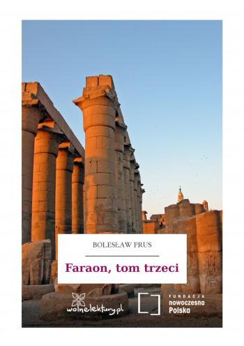 Faraon, tom trzeci
